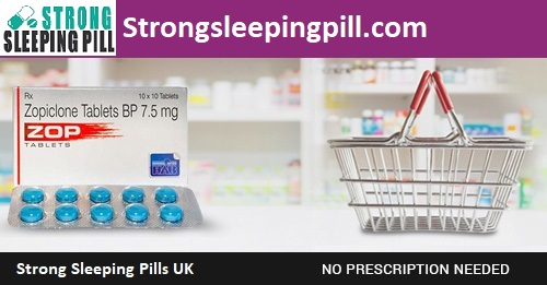 Zopiclone sleeping pills